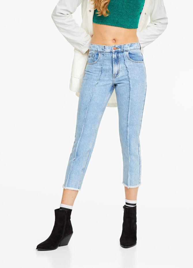 Jeans heritage straight fit stretch