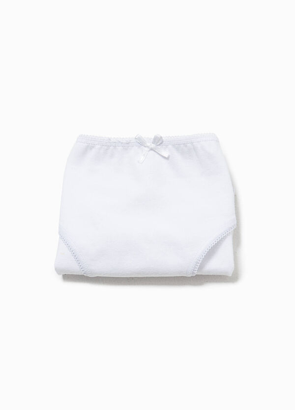 Organic cotton stretch briefs | OVS