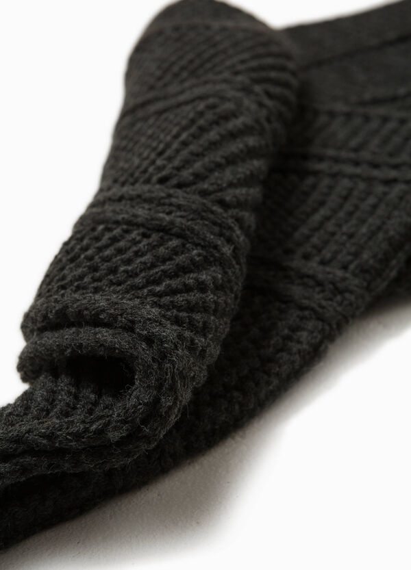 Knitted neck warmer | OVS