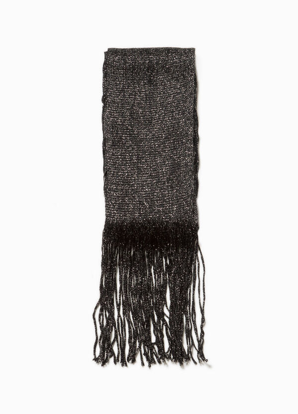 Scarf in viscose with lurex | OVS