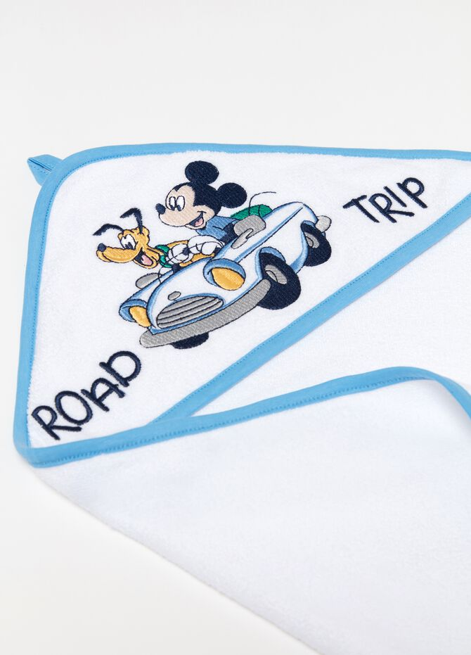 Disney Baby Mickey Mouse bathrobe with embroidery