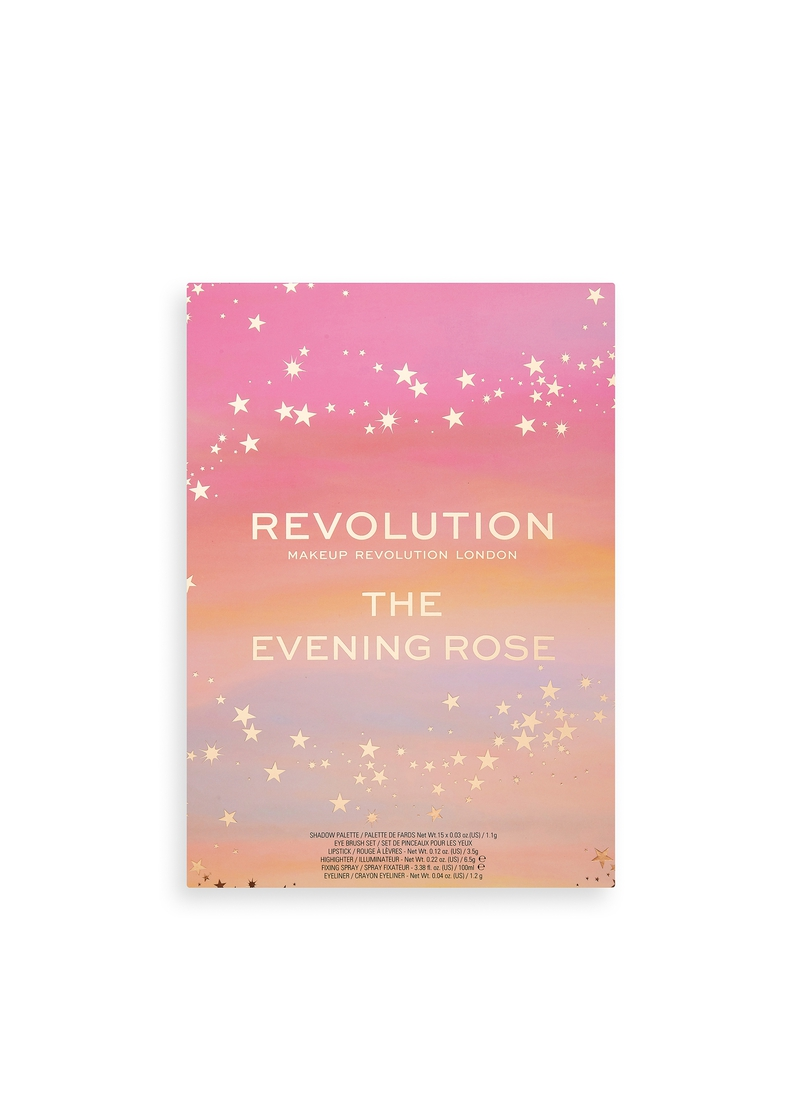 Make up Revolution - Cofanetto The Evening Rose    image number null