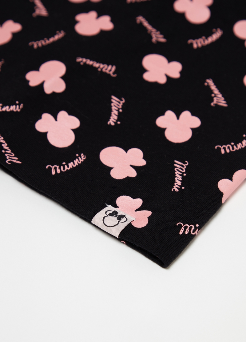 Pashmina in cotone stretch Disney Minnie image number null