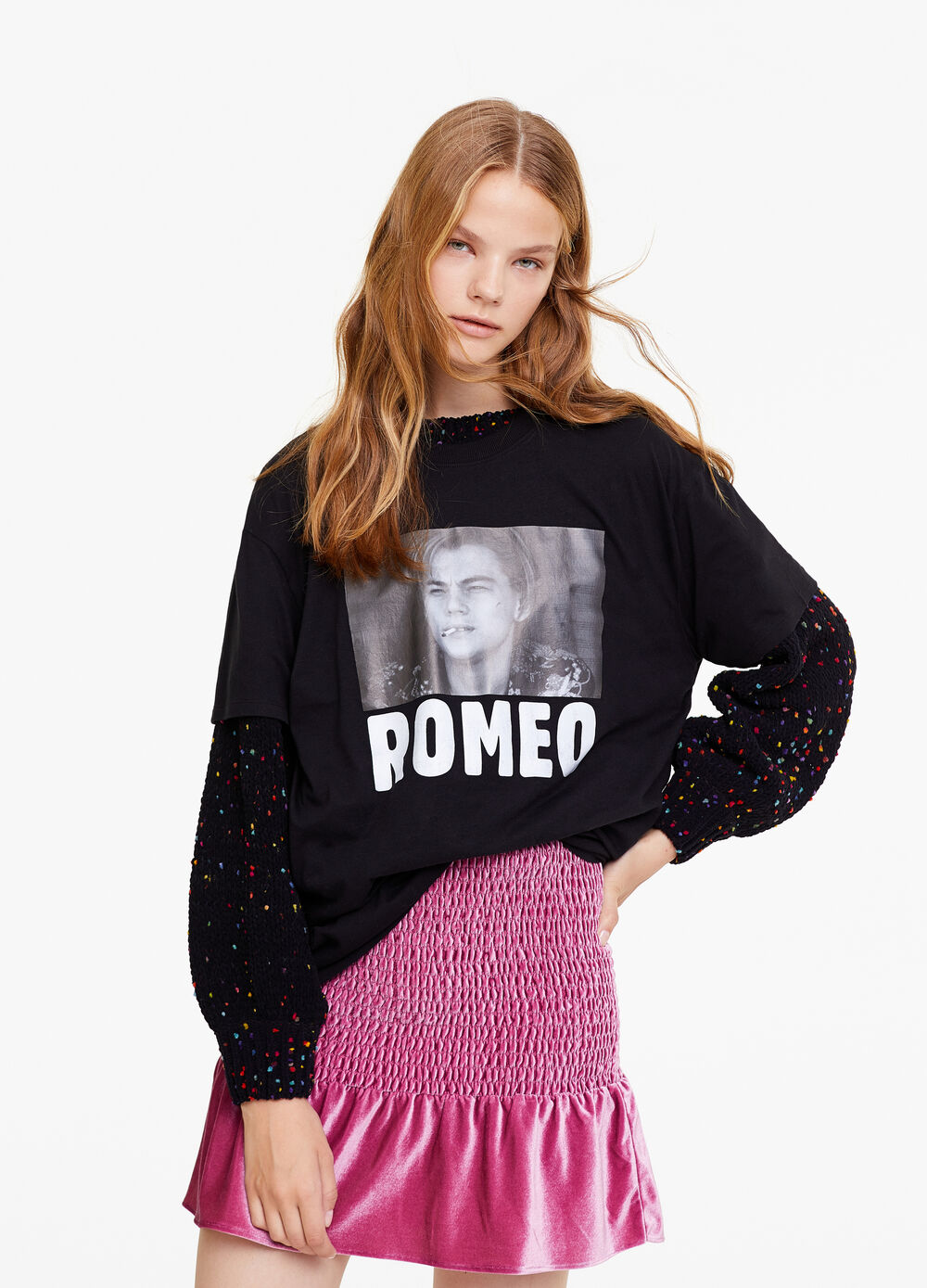 Over-fit Romeo and Juliet T-shirt