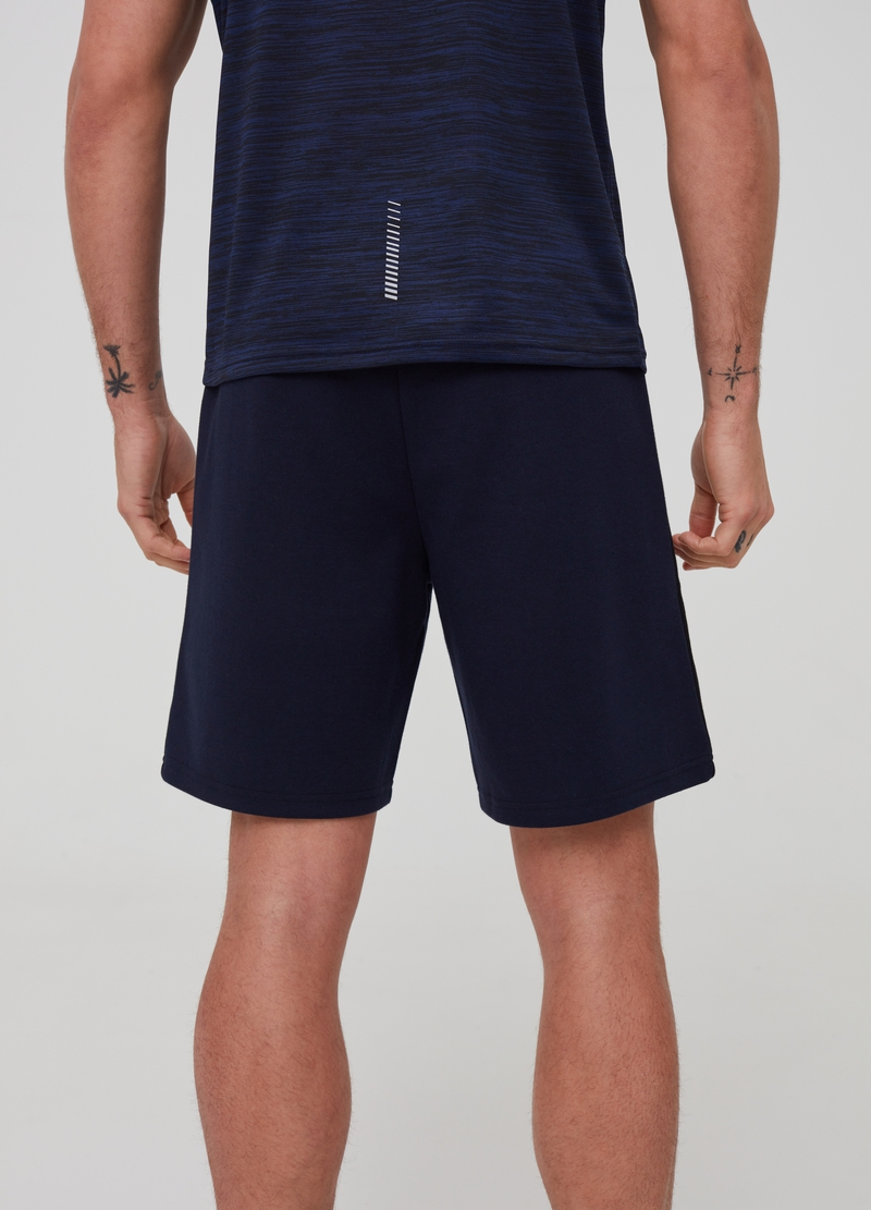 Short trousers with drawstring image number null