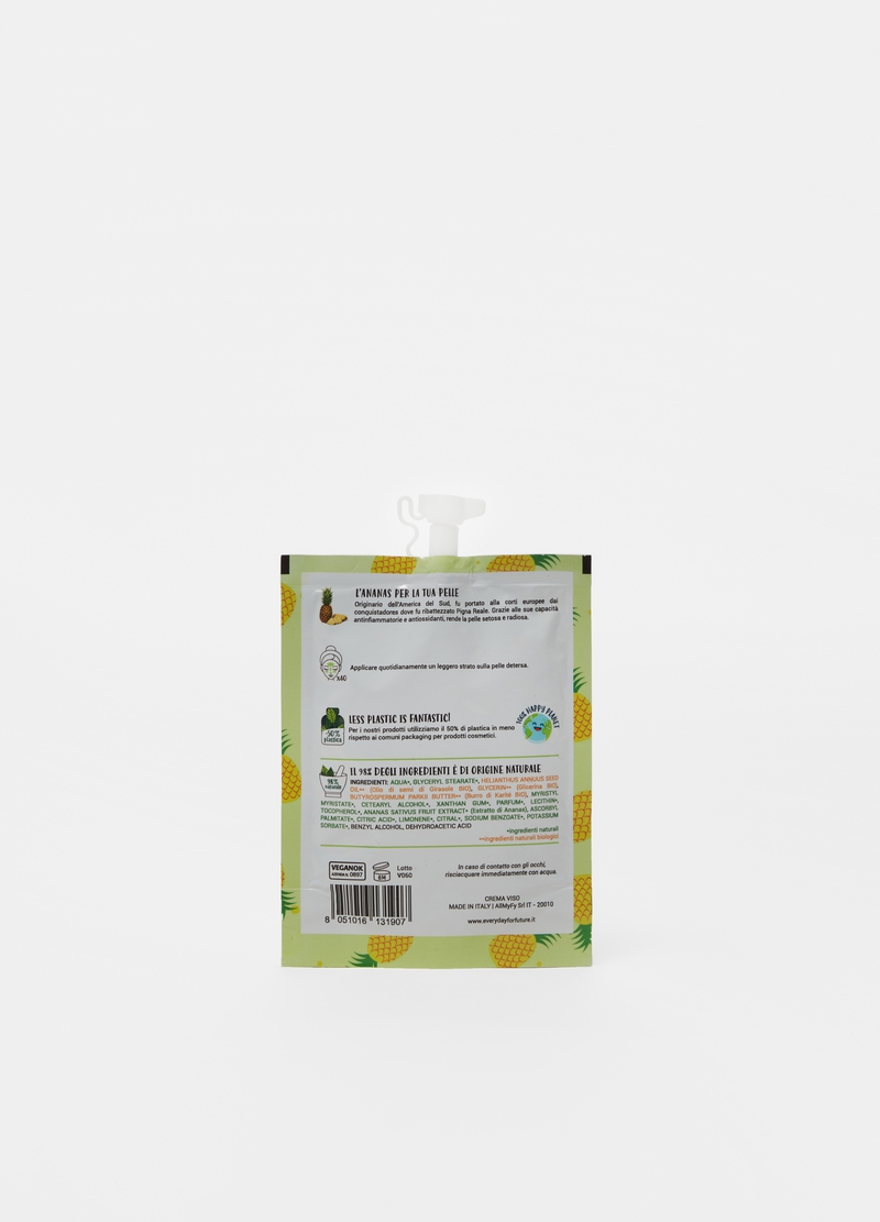 Pineapple face cream image number null