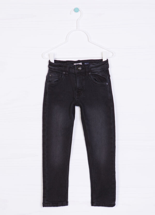 Jeans effetto used | OVS