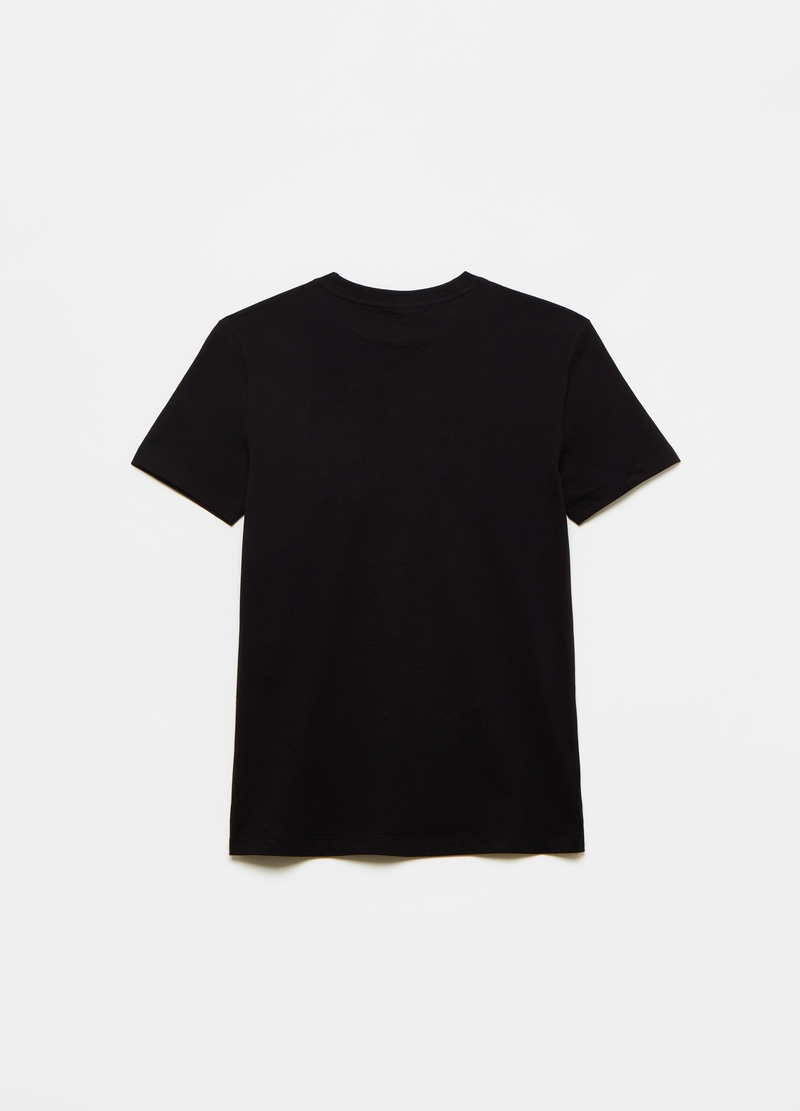 T-shirt with Marvel logo image number null