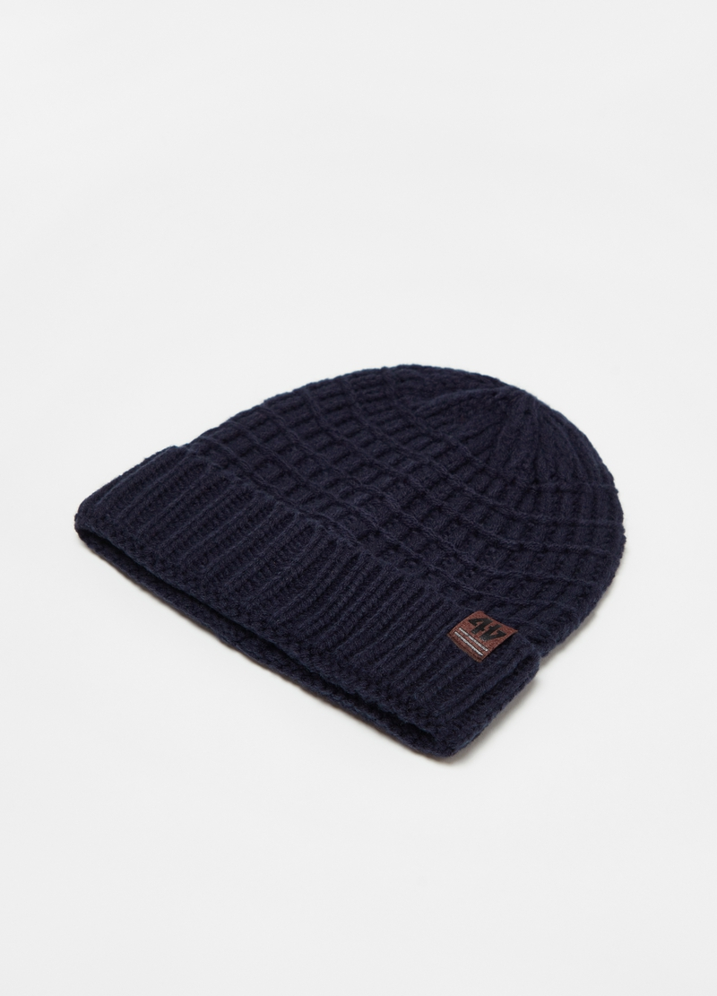 Hat with braided motif image number null