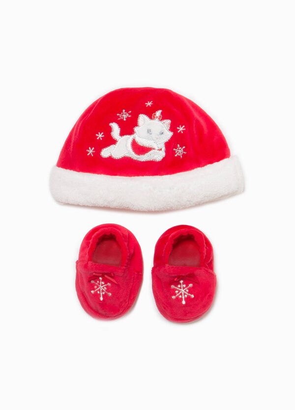The Aristocats hat and shoes set