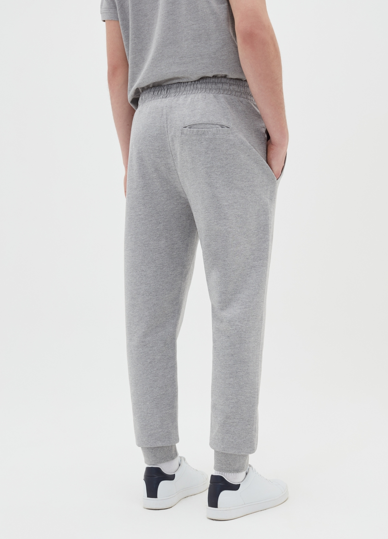 Everlast mélange cotton joggers image number null