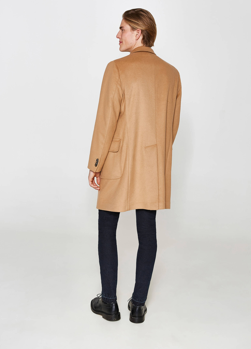 Cappotto lana e cashmere Rumford image number null