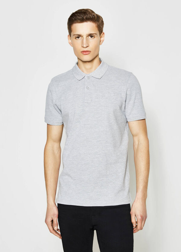 Set of two polo shirts in 100% cotton | OVS