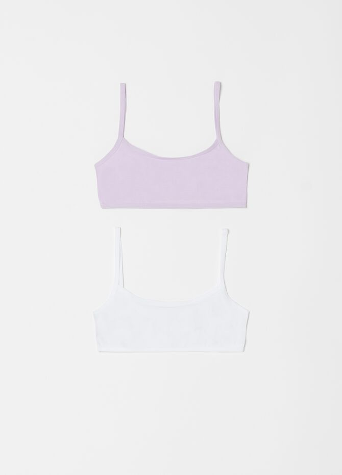 Bipack top intimi biocotton stretch