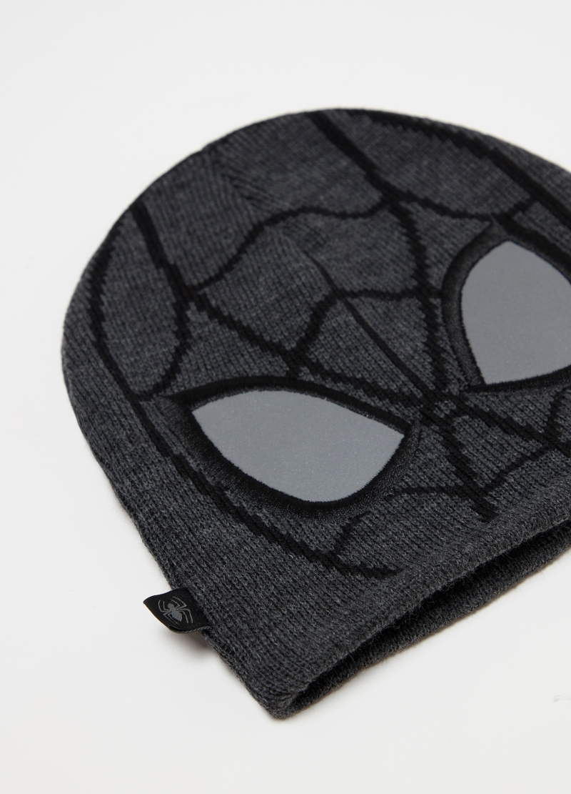 Hat with Marvel Spider-Man embroidery image number null