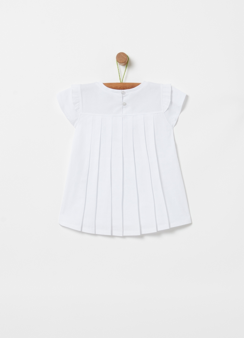 T-shirt cotone bio stretch stampa image number null