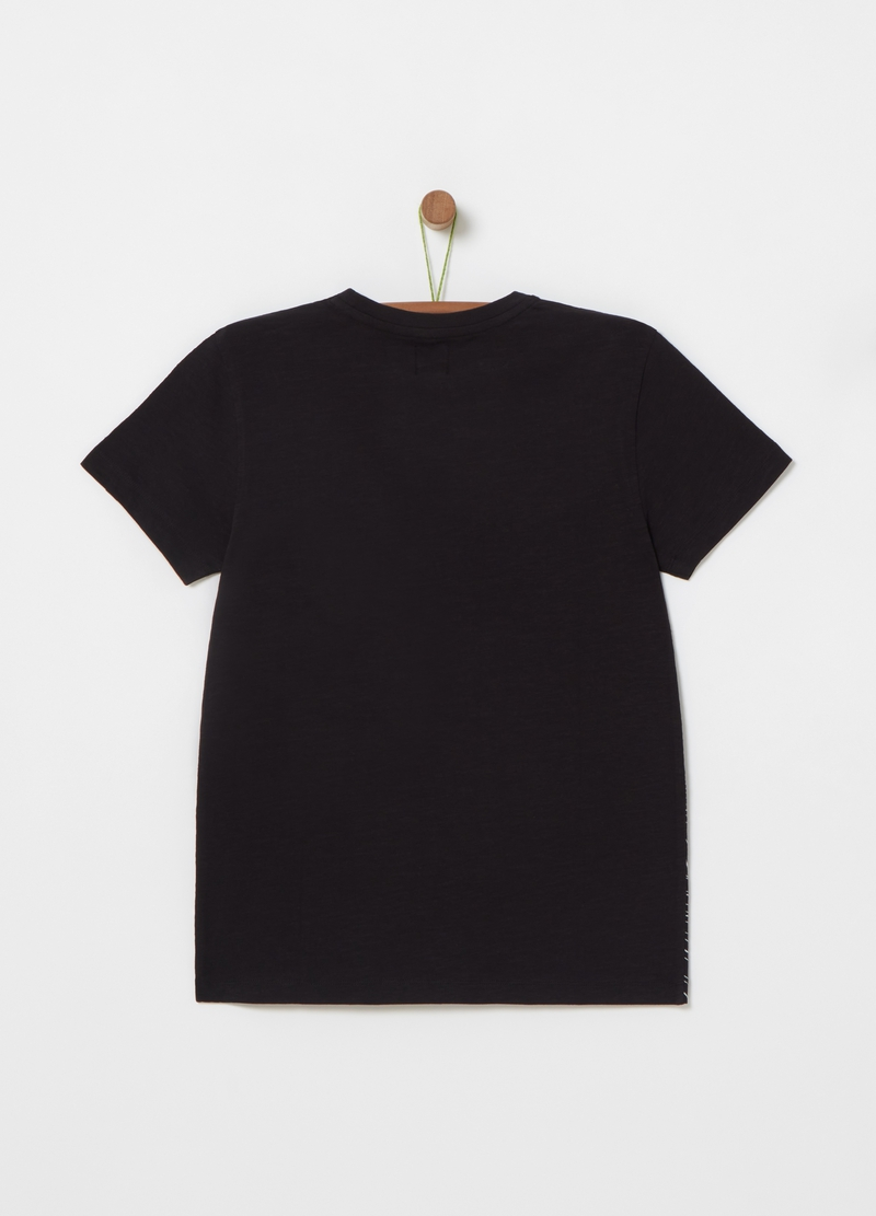 T-shirt with National Geographic print image number null