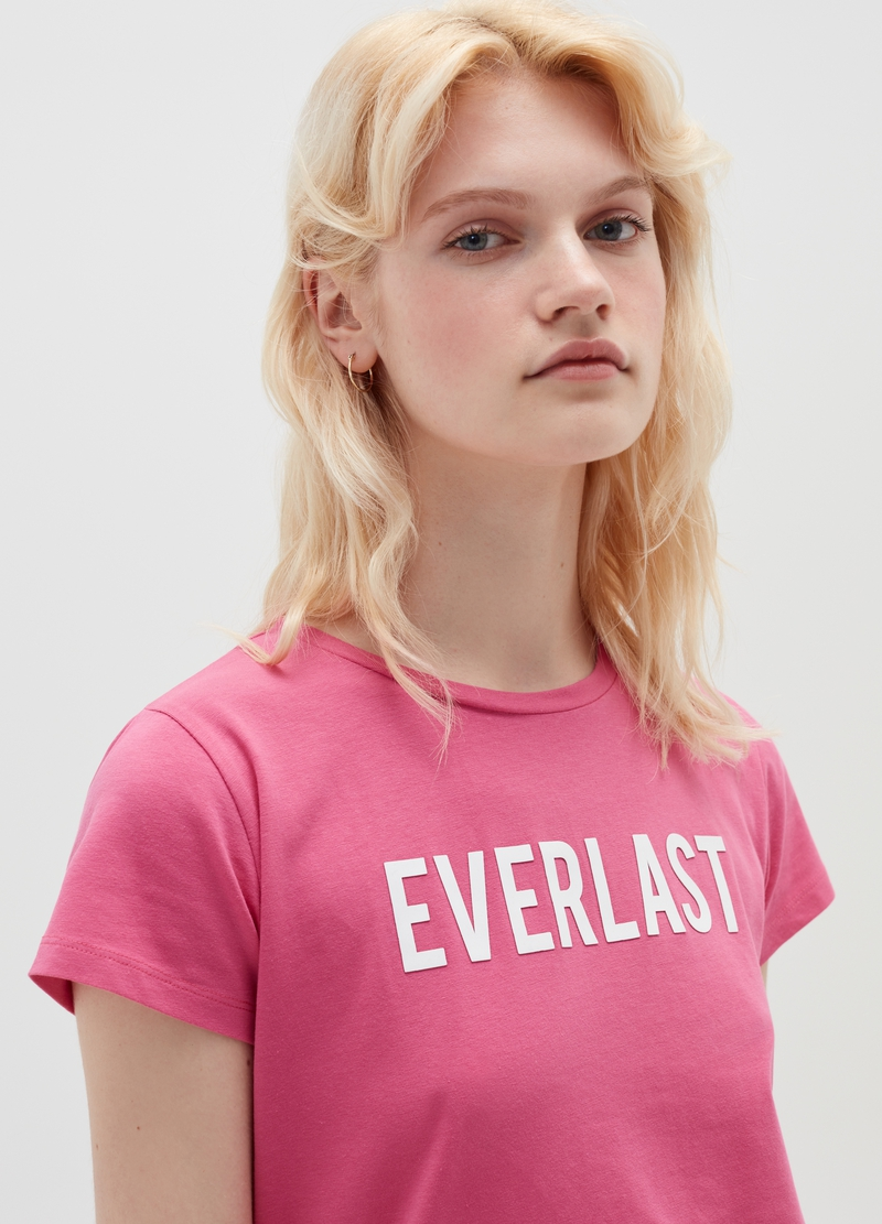 Everlast T-shirt in stretch cotton image number null