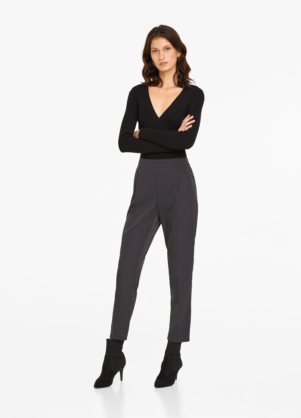 Women s Trousers Online  , Collection 2018-19   OVS bb9f1ff9b858
