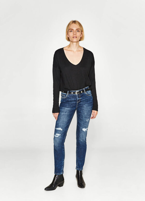 Jeans super skinny fit stretch used | OVS