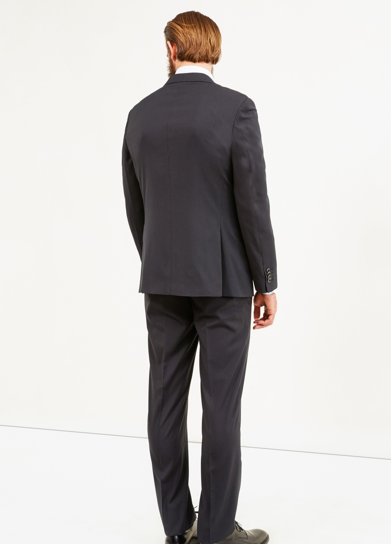 Abito elegante a righe regular fit image number null