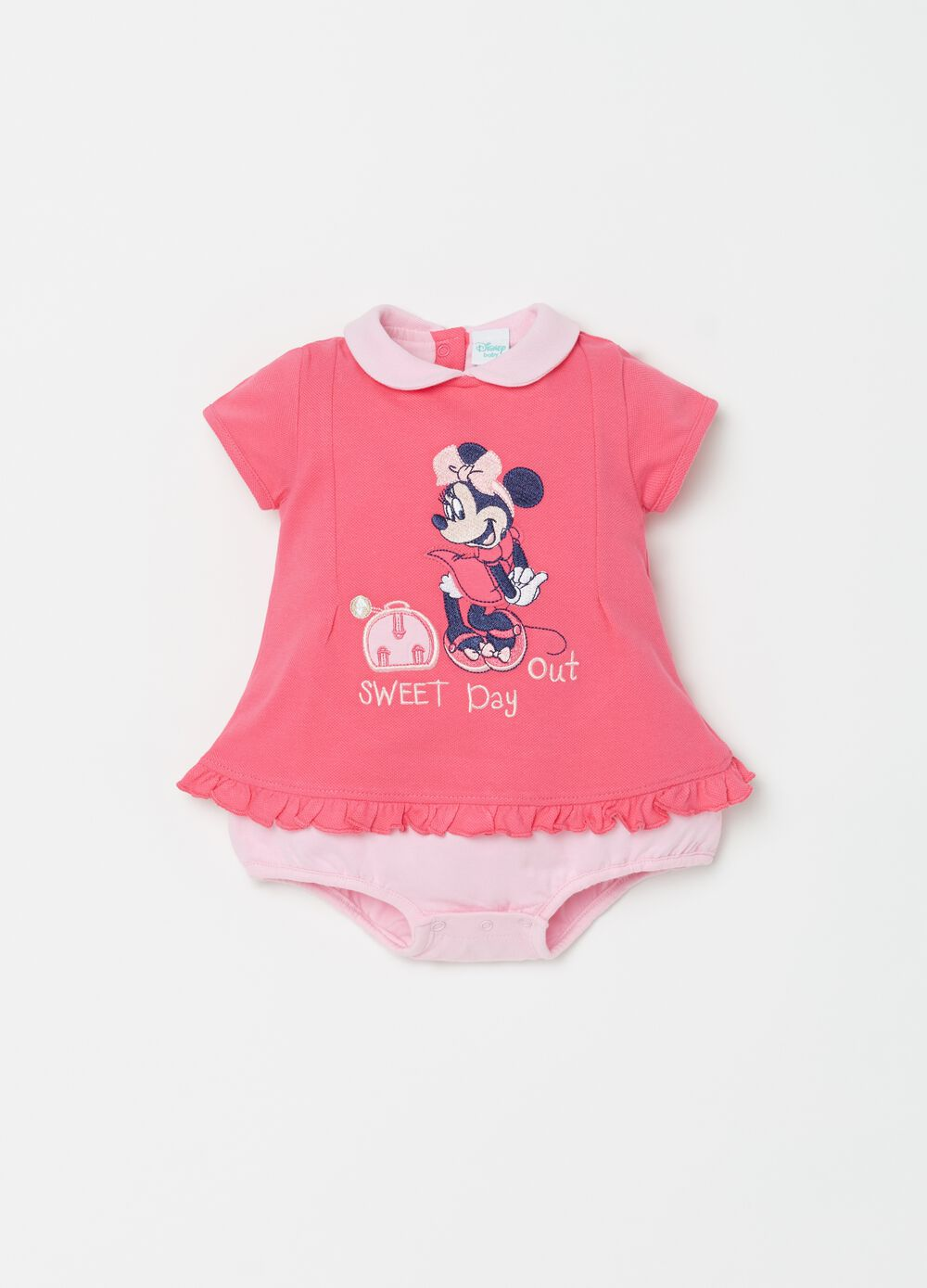 Tutina colletto stondato Disney Baby