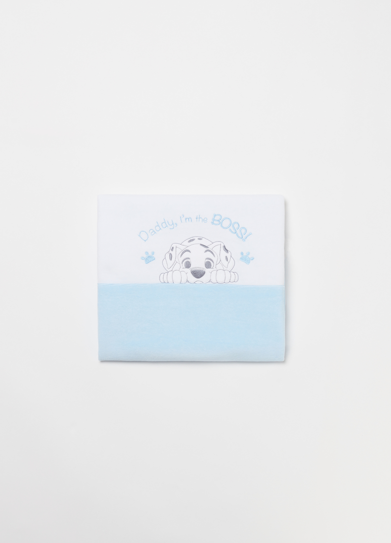 Two-tone Disney Baby chenille blanket image number null