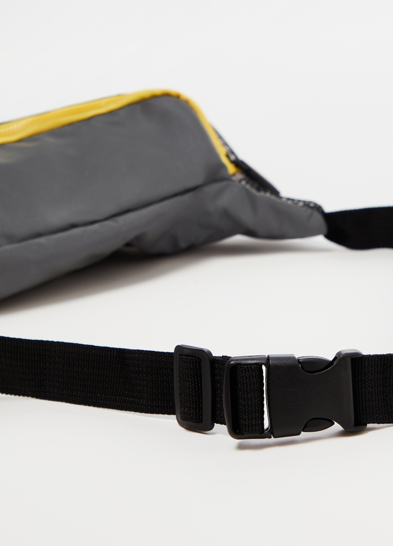 Bum bag with mesh inserts image number null
