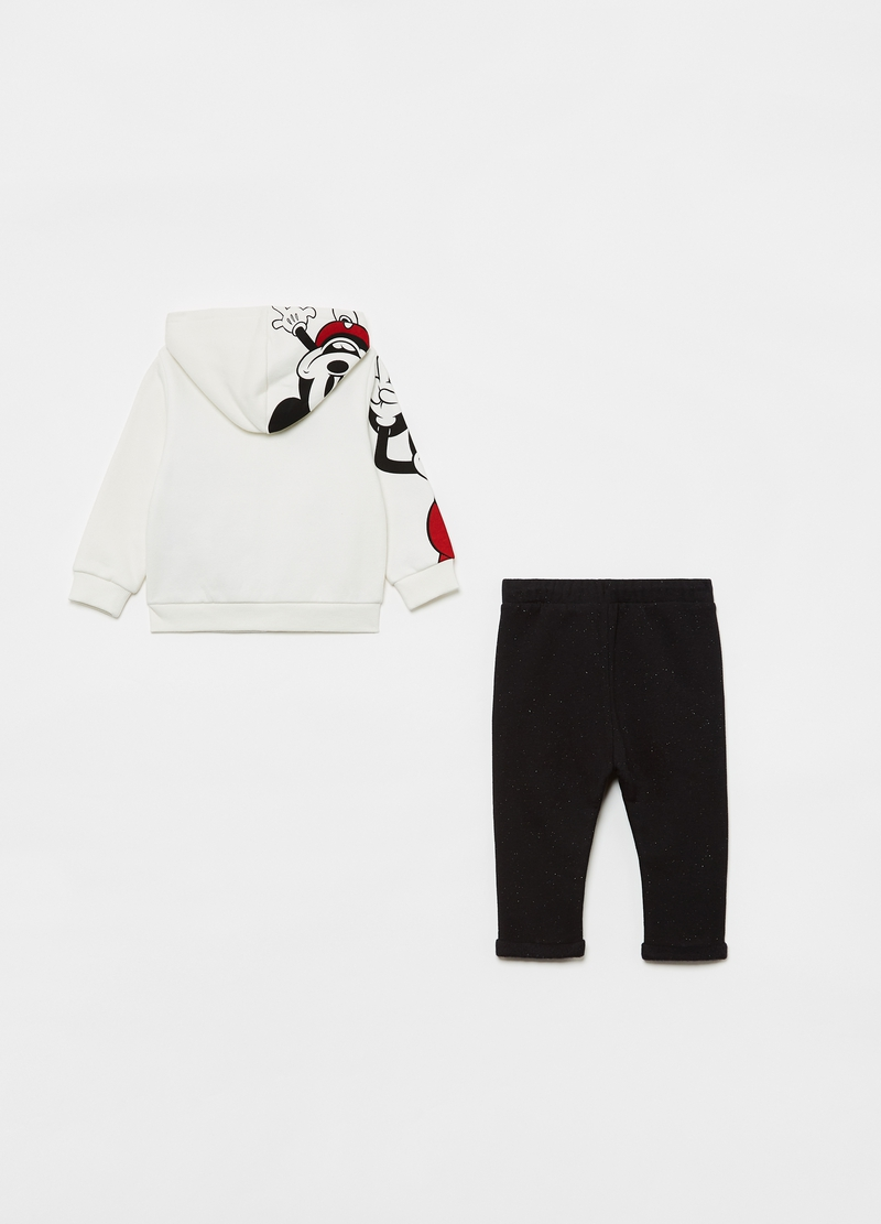 Mickey Mouse jogging set with sweatshirt and trousers image number null