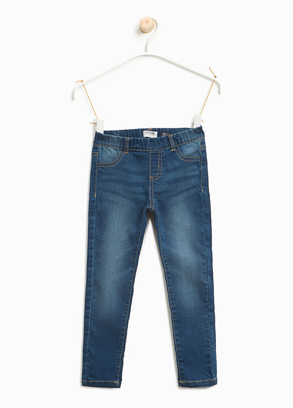 Jeggings stretch effetto used | OVS