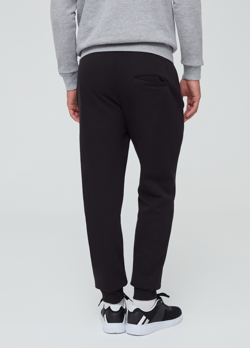 Joggers with pockets and Everlast print image number null