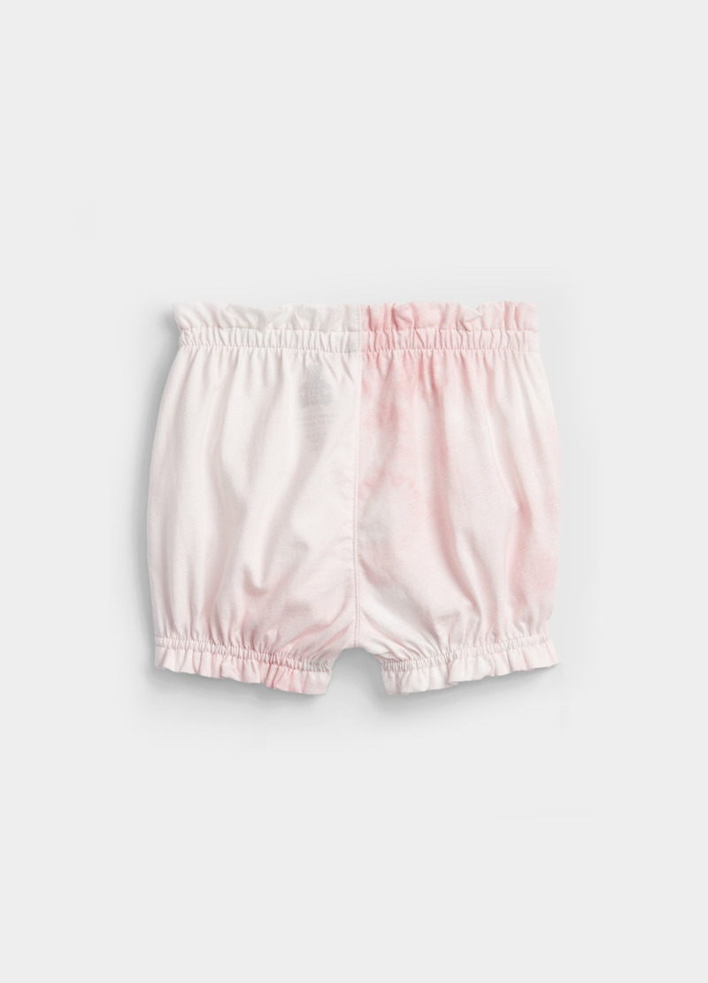 GAP Tie Dye cotton shorts image number null