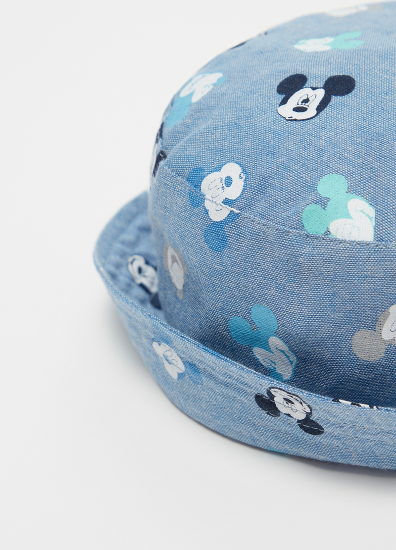 Mickey Mouse hat in 100% cotton. image number null