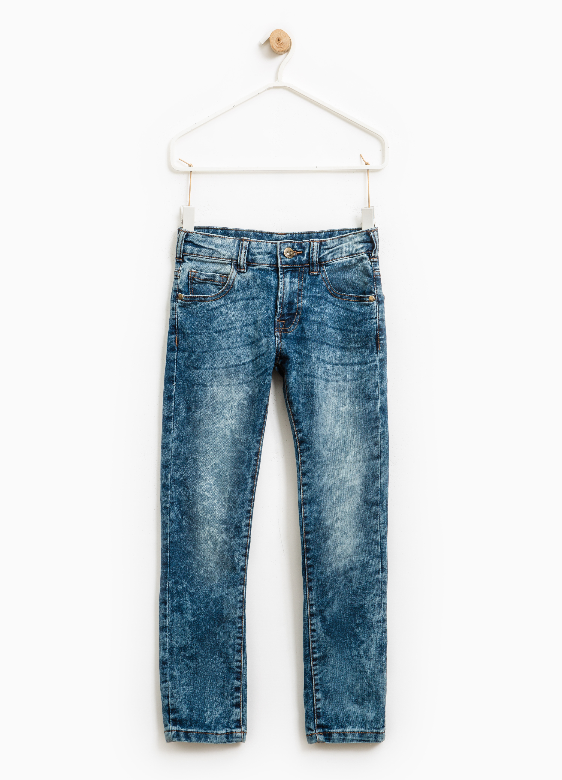 Mis Ovs Dyed Skinny Jeans Fit Effect Hq51fZvw