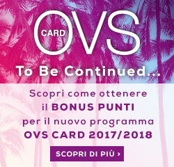 OVS CARD To Be Continued