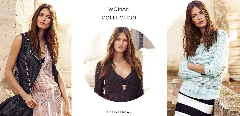 Women's Spring Summer Collection 2015