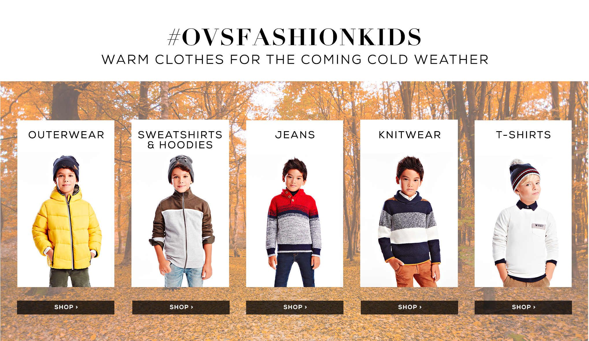 Boys Clothing online Collection 2018 19