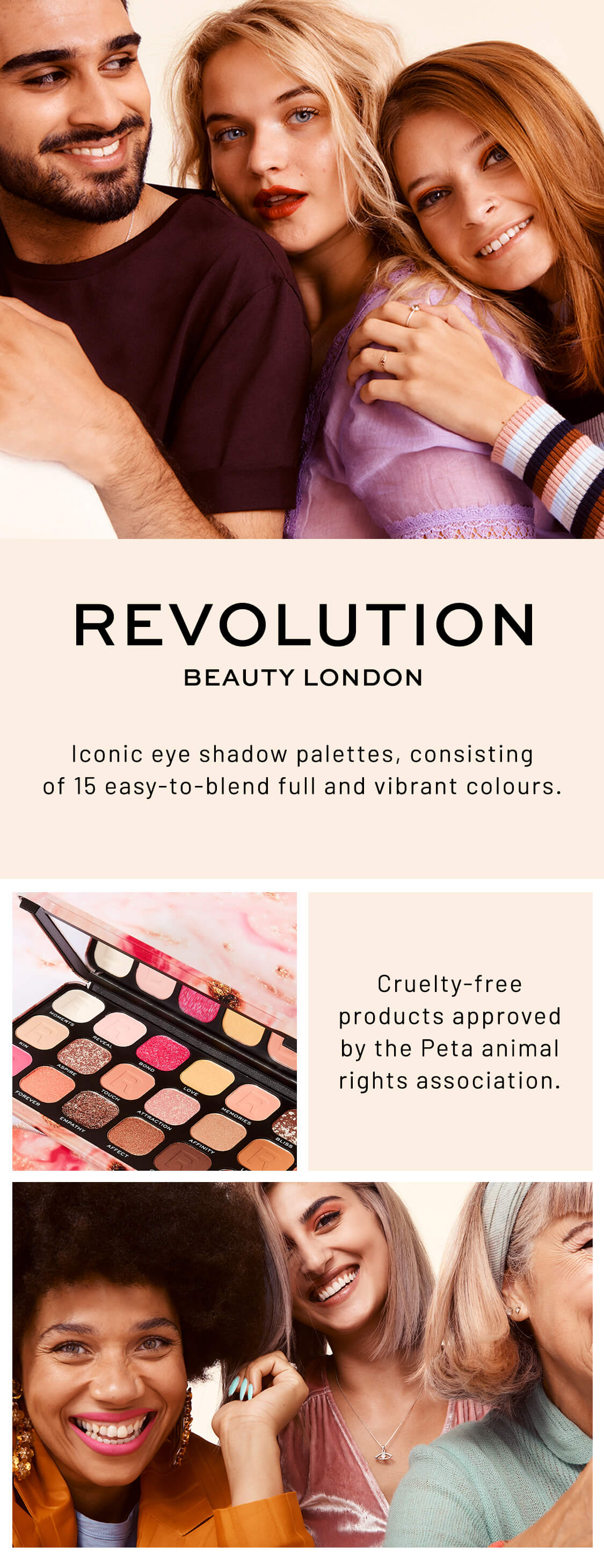 Make up revolution Ovs