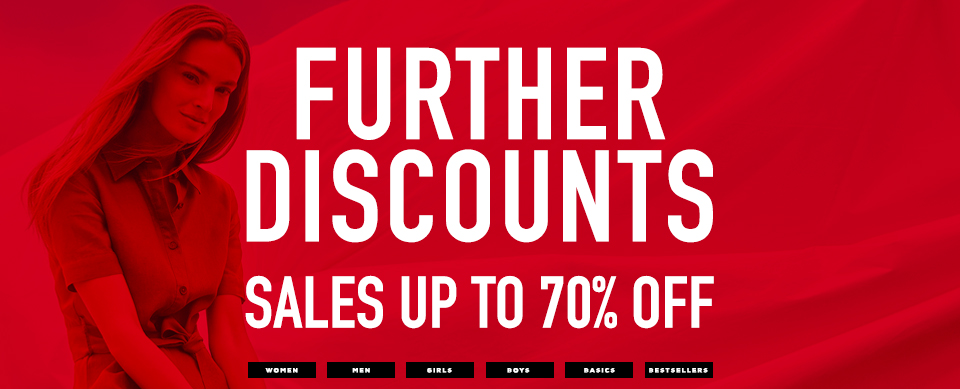 2019 Online Sales: discounts on clothing and accessories | OVS