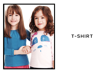 Baby Girls' t-shirt and tees online | OVS