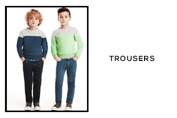 Boys' Trousers online | OVS